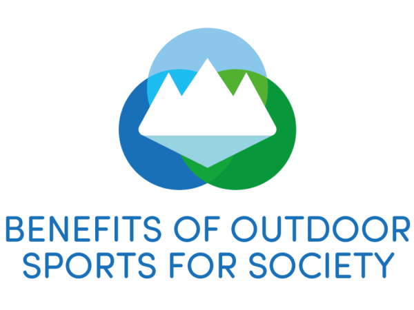 Benefits of Outdoors Sports for Society Logo
