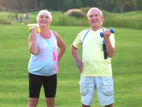 older adults sport participation