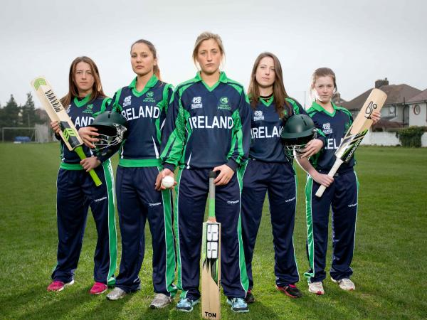 Irish women's cricket team