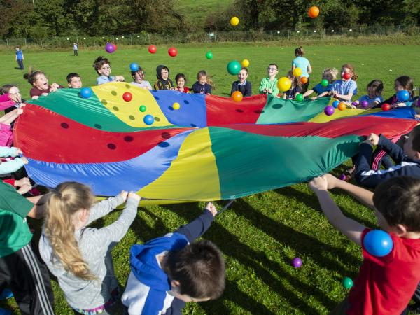 European School Sports Day