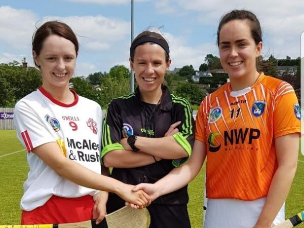 camogie female ref