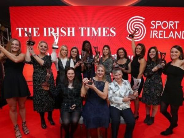 irish times sportswoman awards
