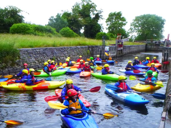 Longford Women on the Water Local Sports Partnership