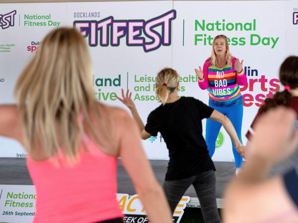 National Fitness Day 2019 Ireland Active