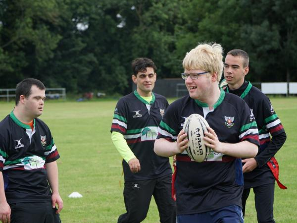 European Week of Sport - Inclusive Tag Rugby