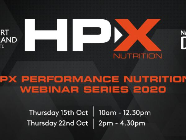 HPX Nutrition 2020