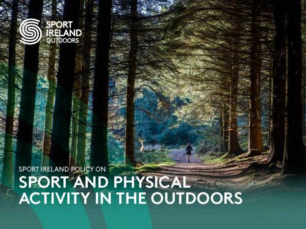 Sport Ireland Outdoors Policy