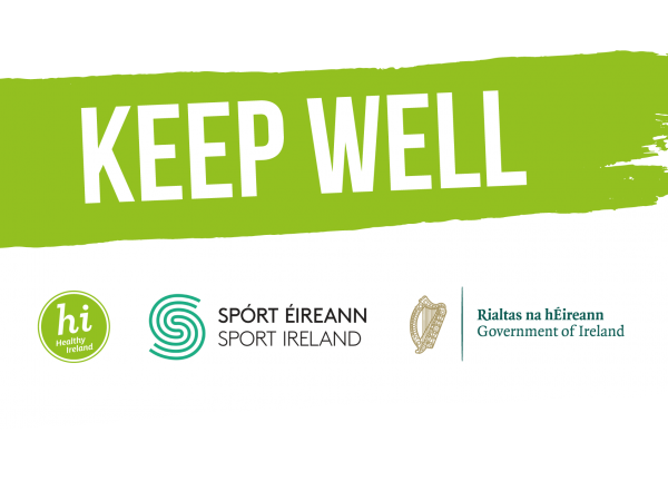 Keep Well -logo lockup