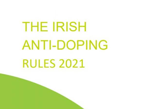 Anti Doping Rules 2021