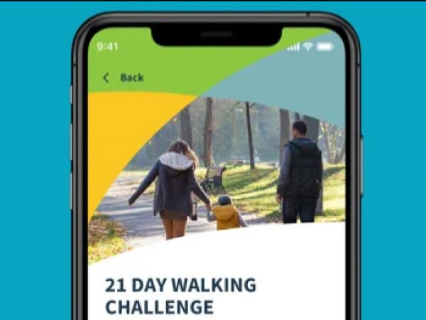 Get Ireland Walking App