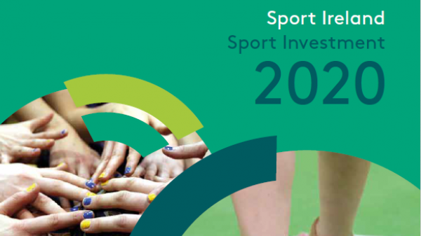 Sport Ireland 2020 Investment Announcement