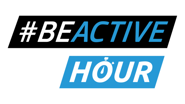 Be Active Hour logo