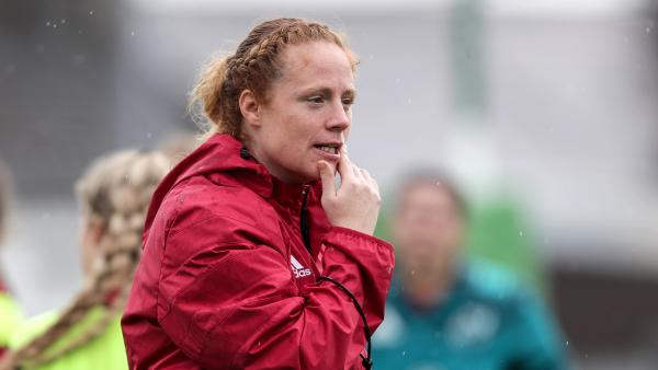 WIS Coaching Fiona Hayes Rugby