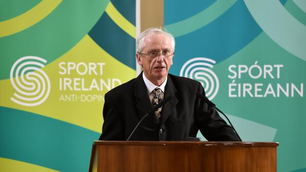 John Treacy Anti-Doping
