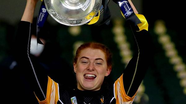 Sportswoman of the Month Aoife Doyle credit Inpho photography