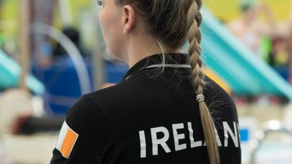 Elite Coaching Women Swim Ireland