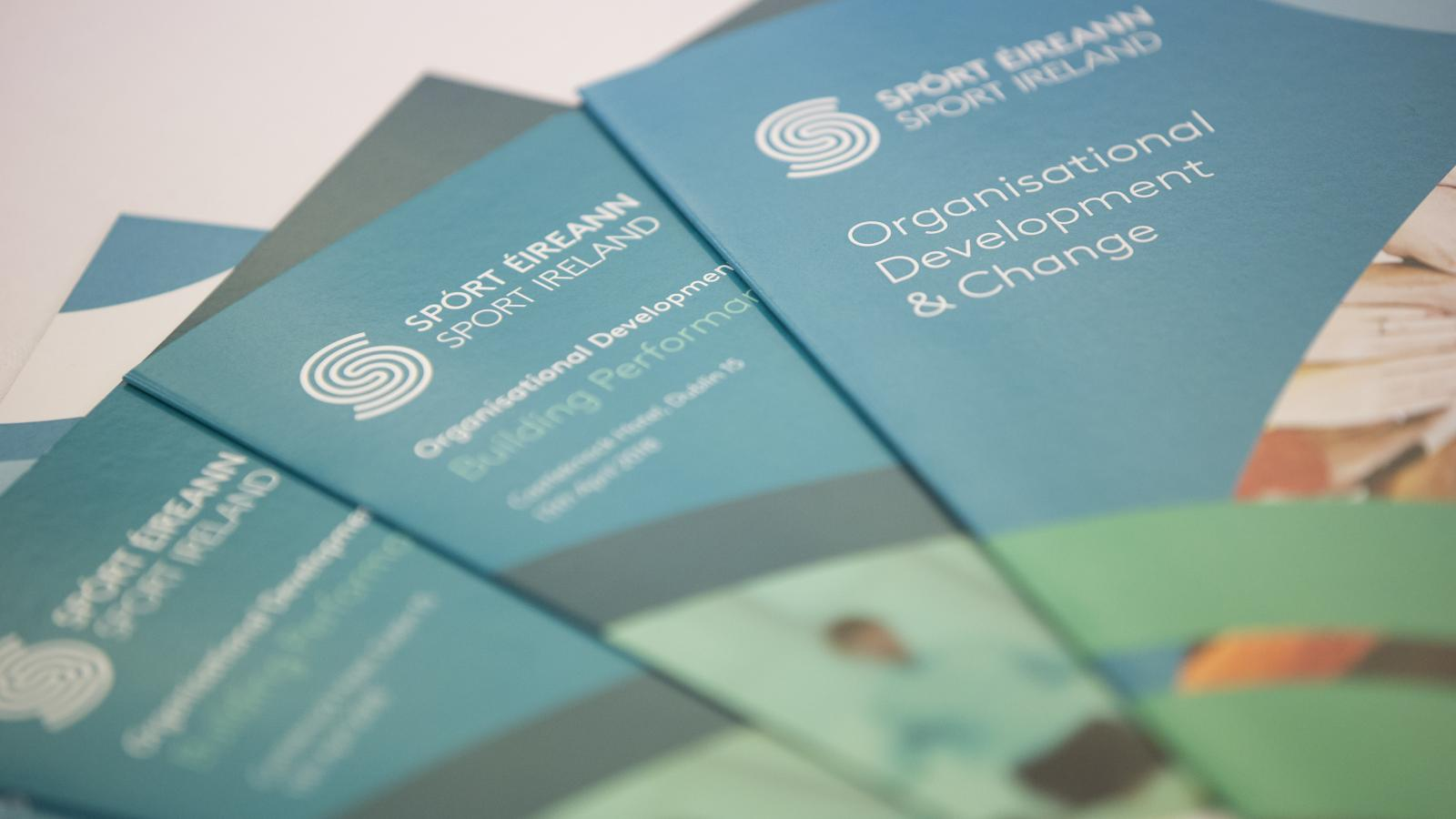 Organisational Development and Change booklet