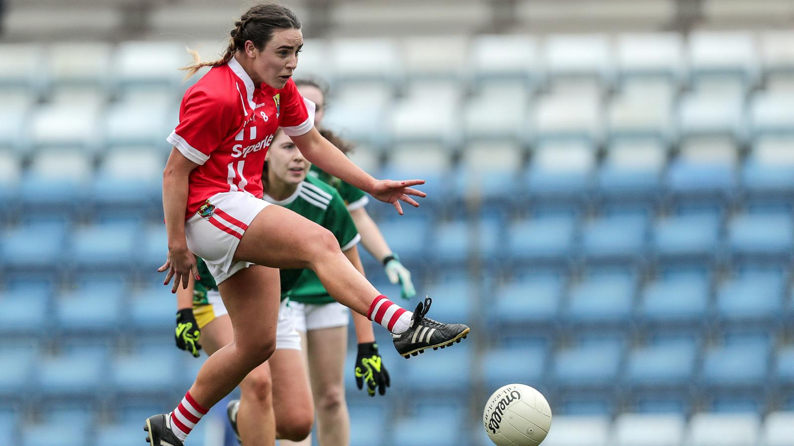 Orlagh Farmer Cork Football Woman of the Month